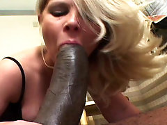 her first monster cock